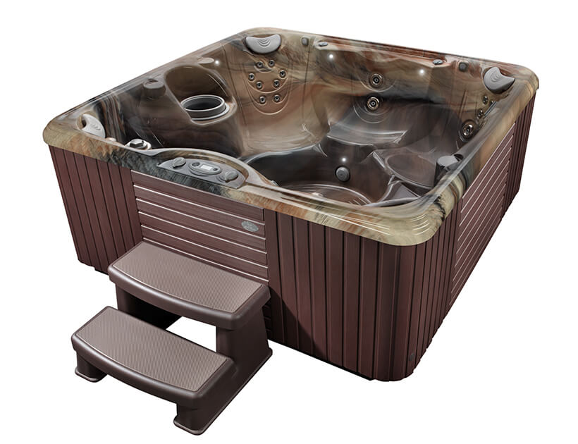 best hot tub and spa manufacturer caldera spas. Black Bedroom Furniture Sets. Home Design Ideas