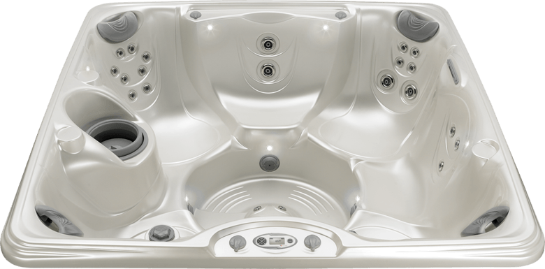 7 Person Hot Tub | Vanto Spa | Caldera Spas & Hot Tubs